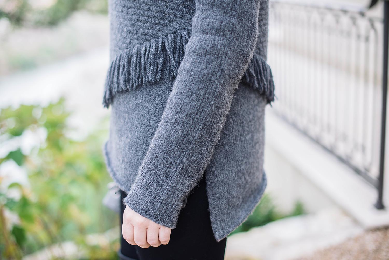 Morgan Carper Sweater | The Style Scribe