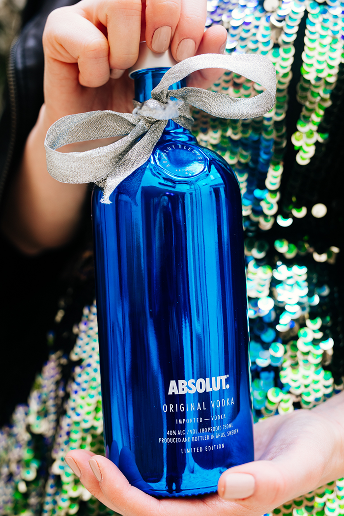 The Ultimate Party Accessory: Absolut Elektrik | The Style Scribe