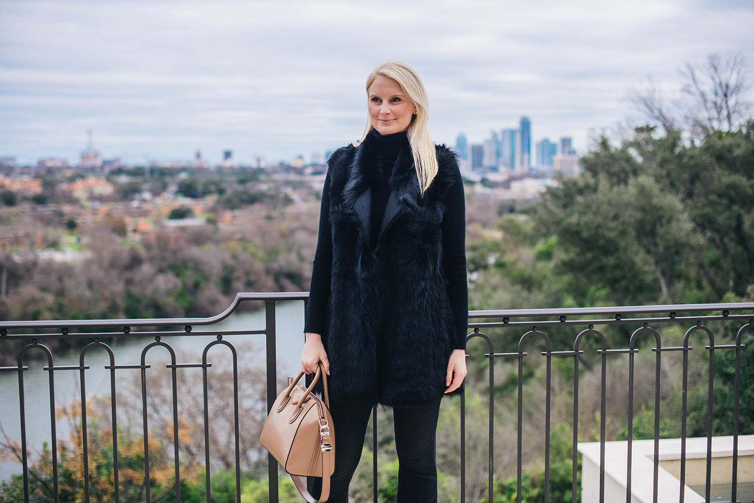A Luxe Winter Look | The Style Scribe