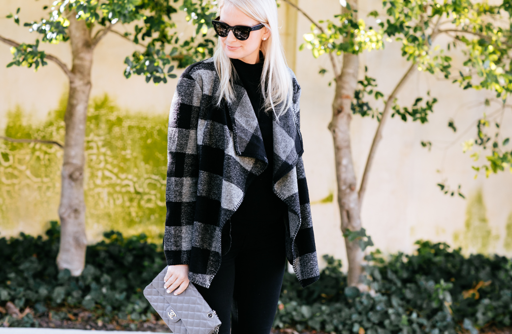 Check Jacket | The Style Scribe