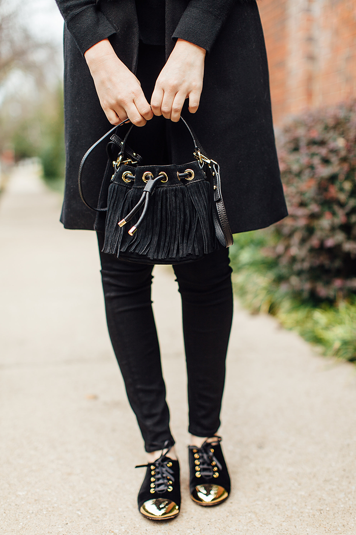 Black & Gold | The Style Scribe