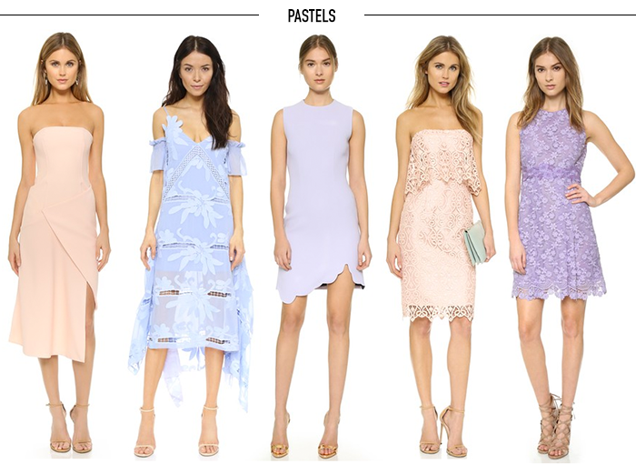 What to Wear to a Spring/Summer Wedding | The Style Scribe