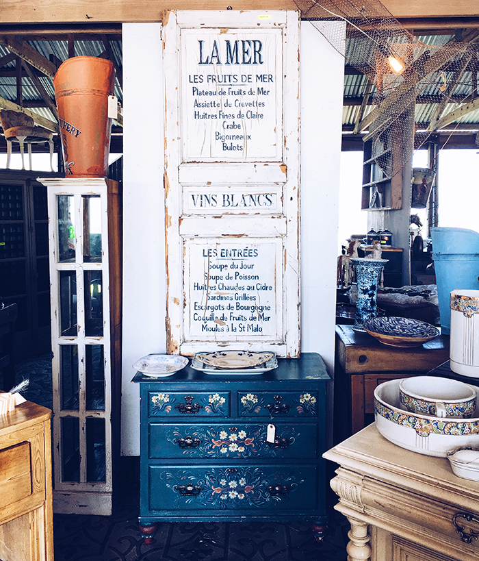 Antiquing in Round Top | The Style Scribe