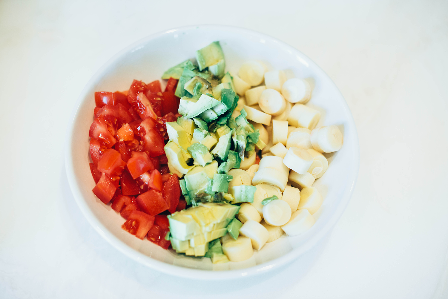 Hearts of Palm Salad   The Style Scribe