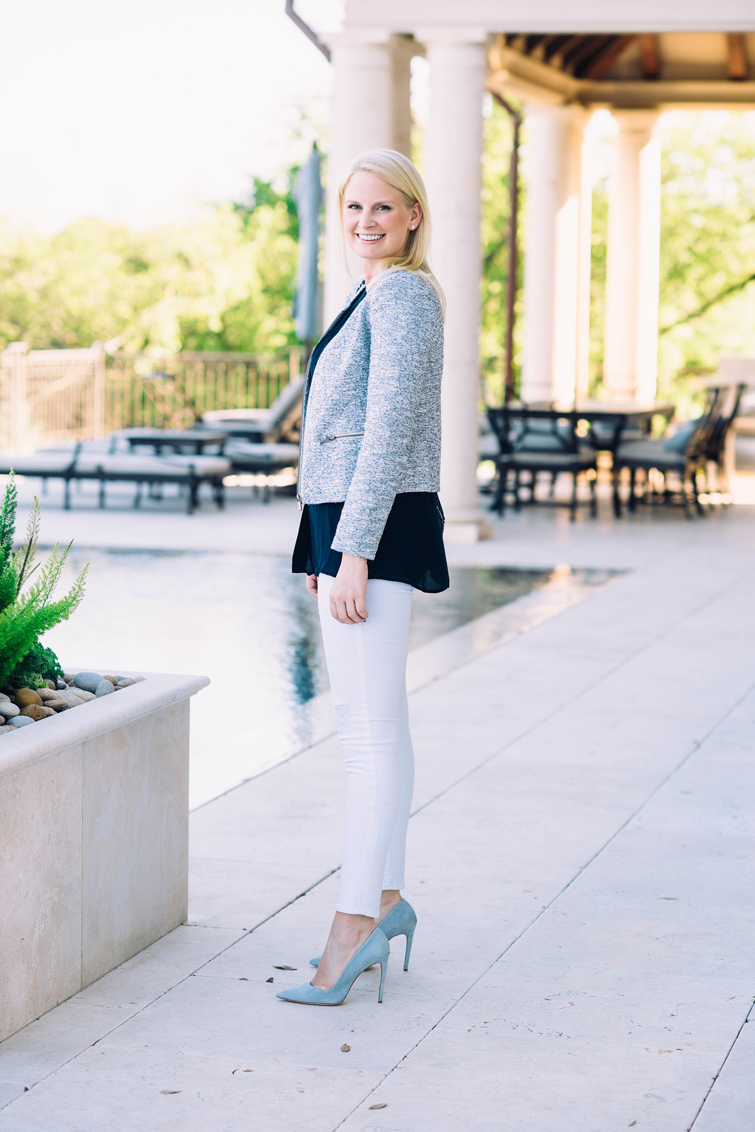 Shades of Blue | The Style Scribe