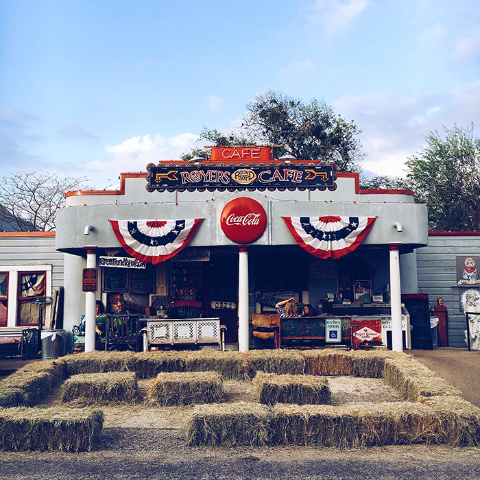 Royers Cafe in Round Top | The Style Scribe