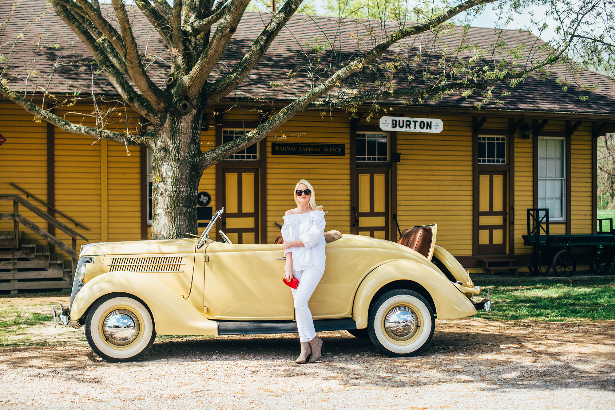 Small Town Texas | The Style Scribe