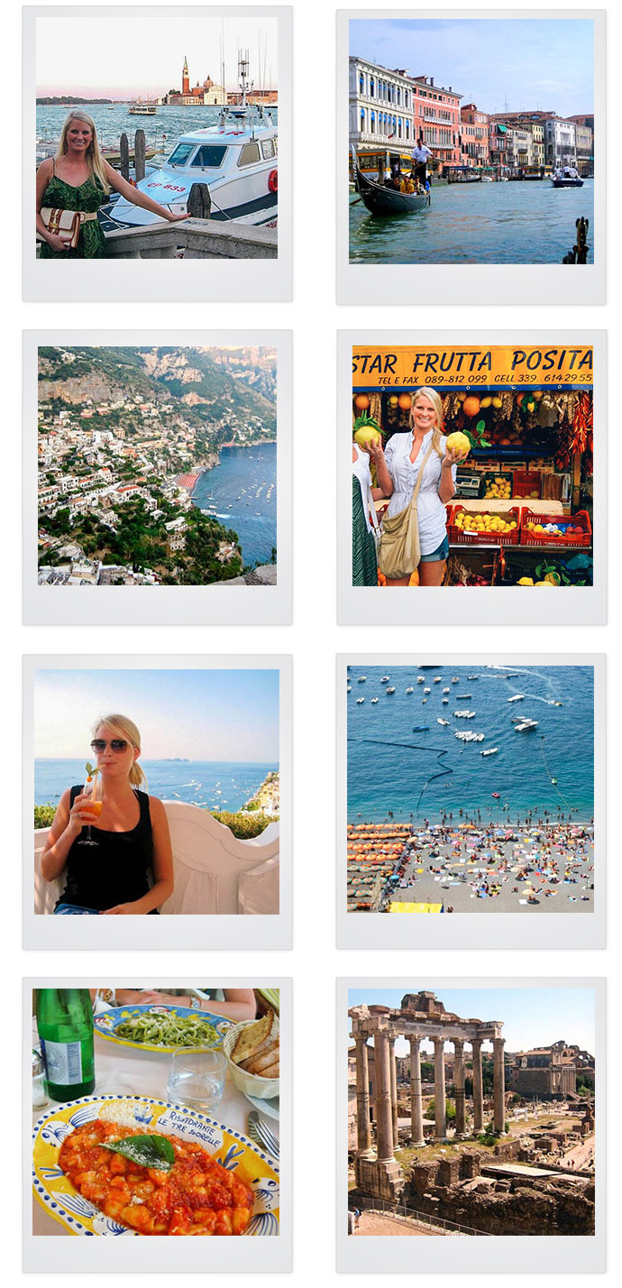 Dream Itinerary | The Style Scribe