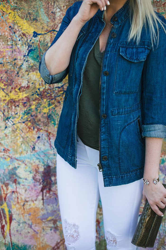 The Denim Jacket   The Style Scribe