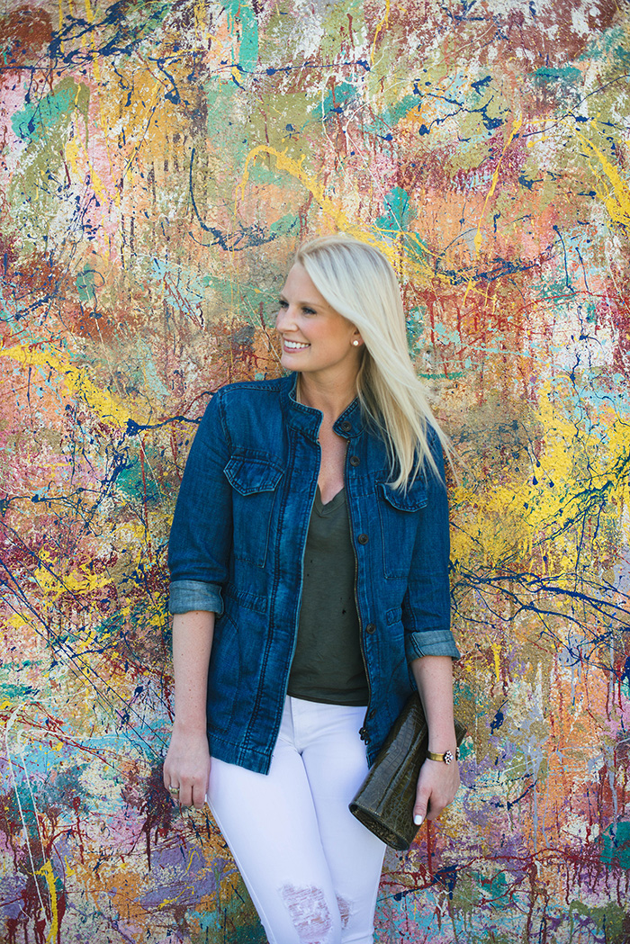 The Denim Jacket | The Style Scribe