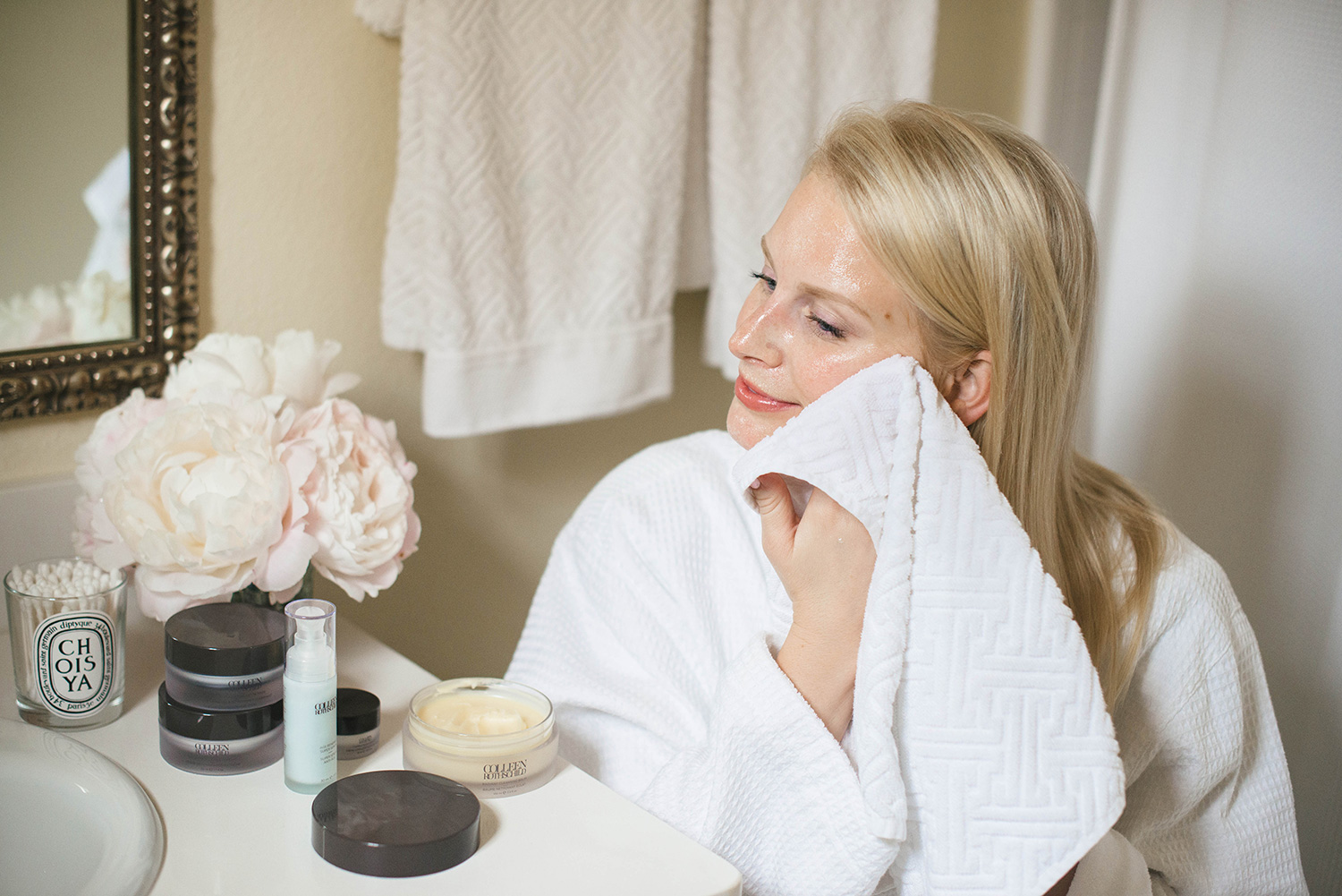 Achieving A Luxurious At-Home Facial | The Style Scribe