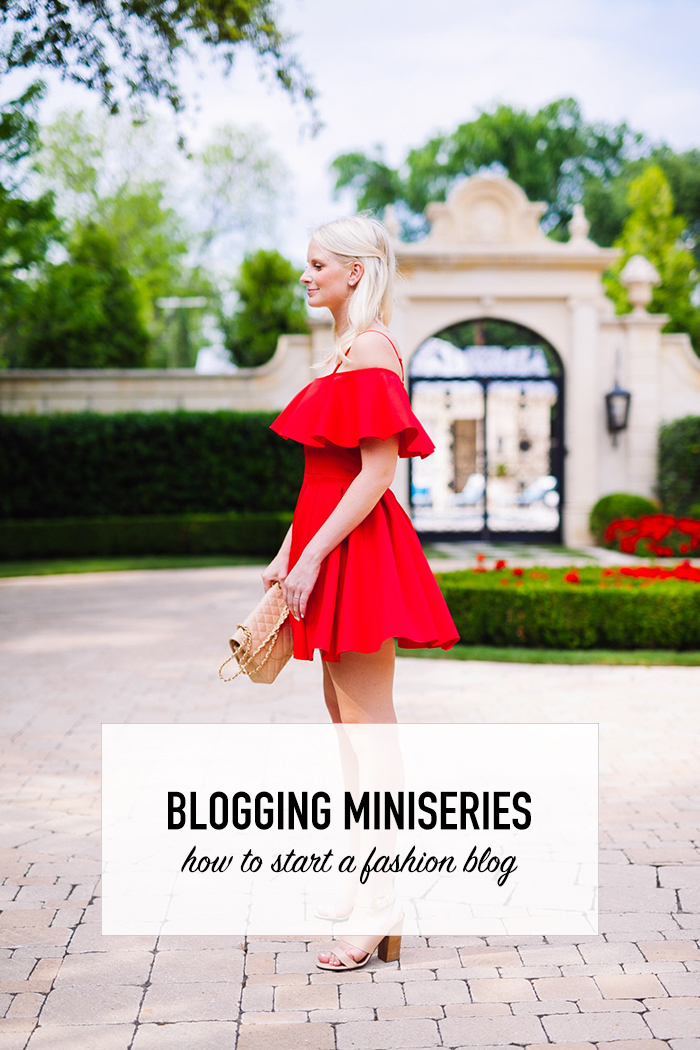 How To Start A Successful Fashion Blog Blogging Tips