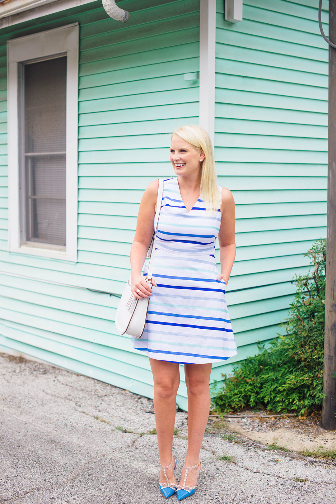 Summer Stripes | The Style Scribe