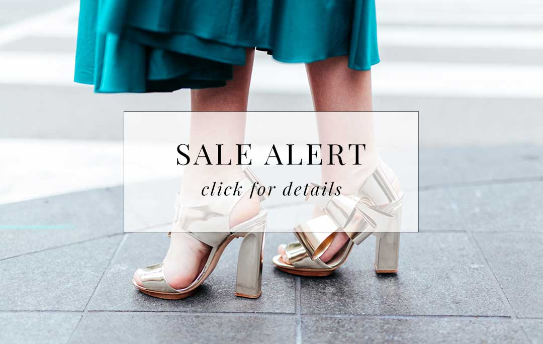 Sale Alert | The Style Scribe