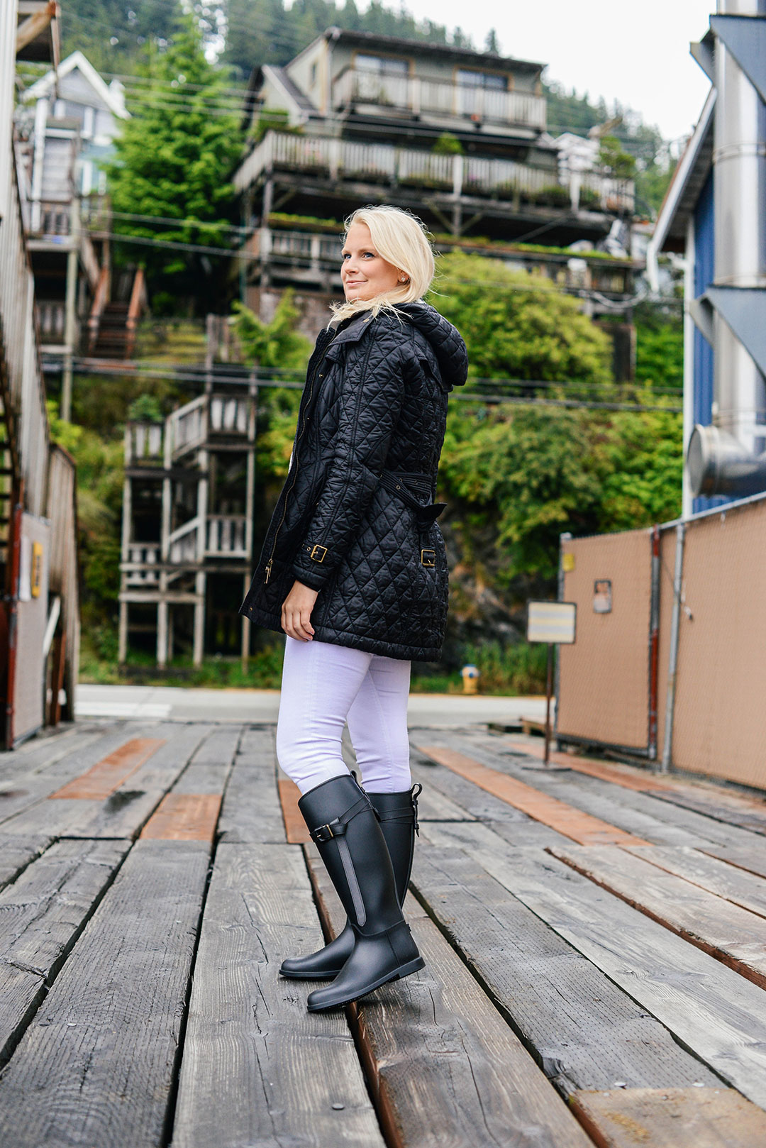Cozy in Ketchikan | The Style Scribe