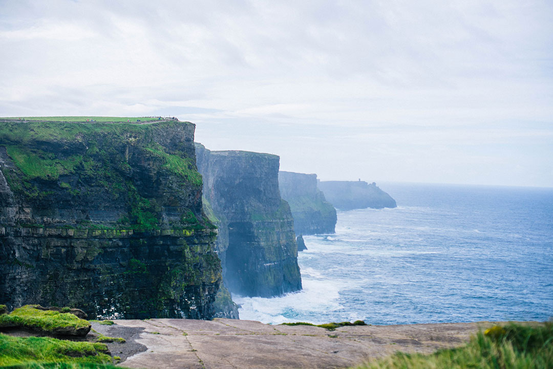Cliffs of Moher   The Style Scribe