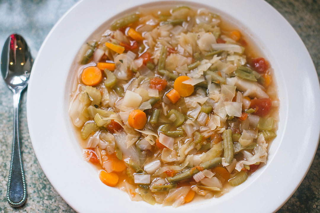 Cabbage Soup | The Style Scribe