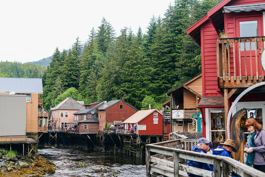 Ketchikan, Alaska | The Style Scribe