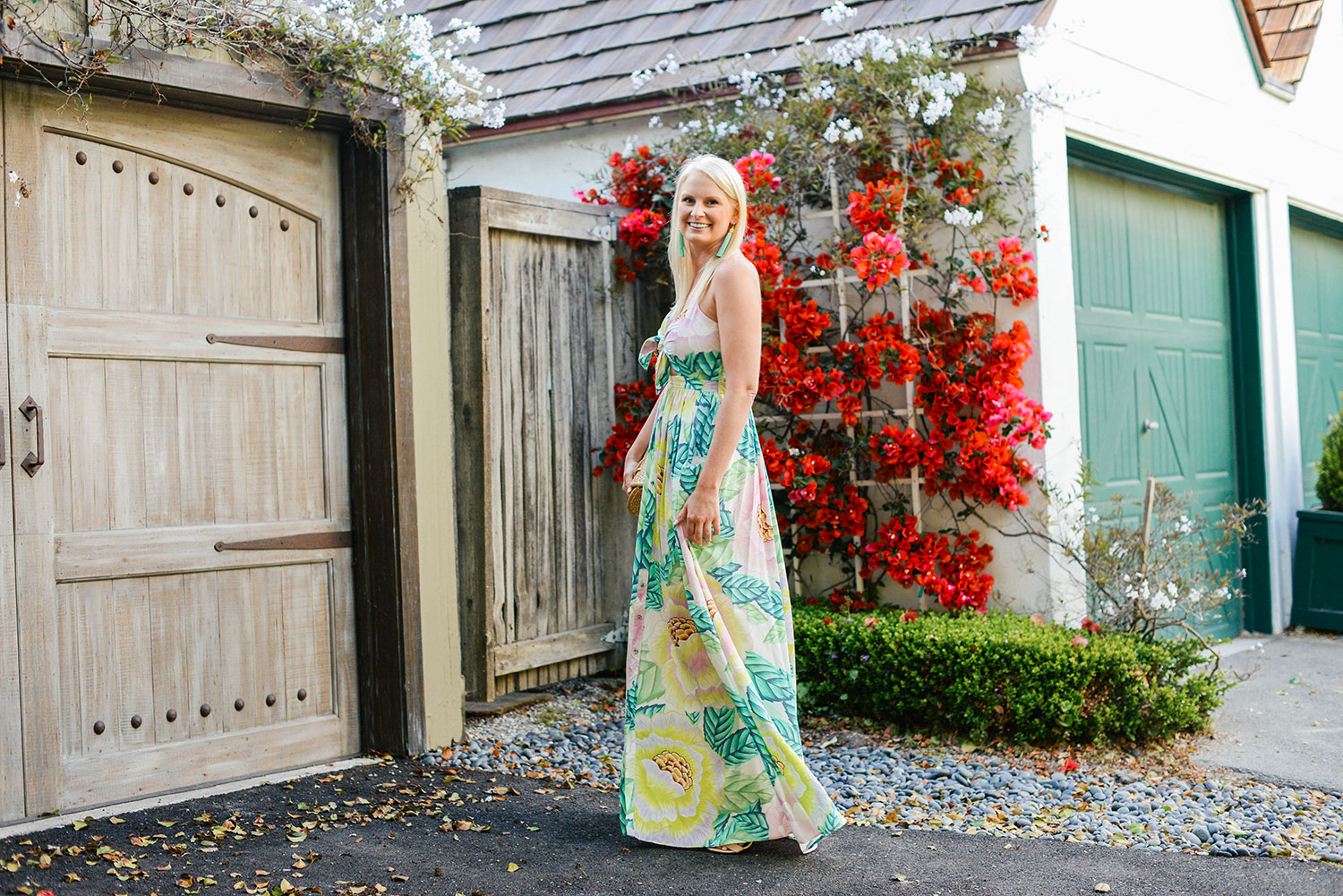 Mara Hoffman Maxi Dress | The Style Scribe