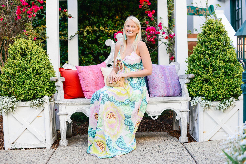 Mara Hoffman Maxi Dress | The Style Scribe