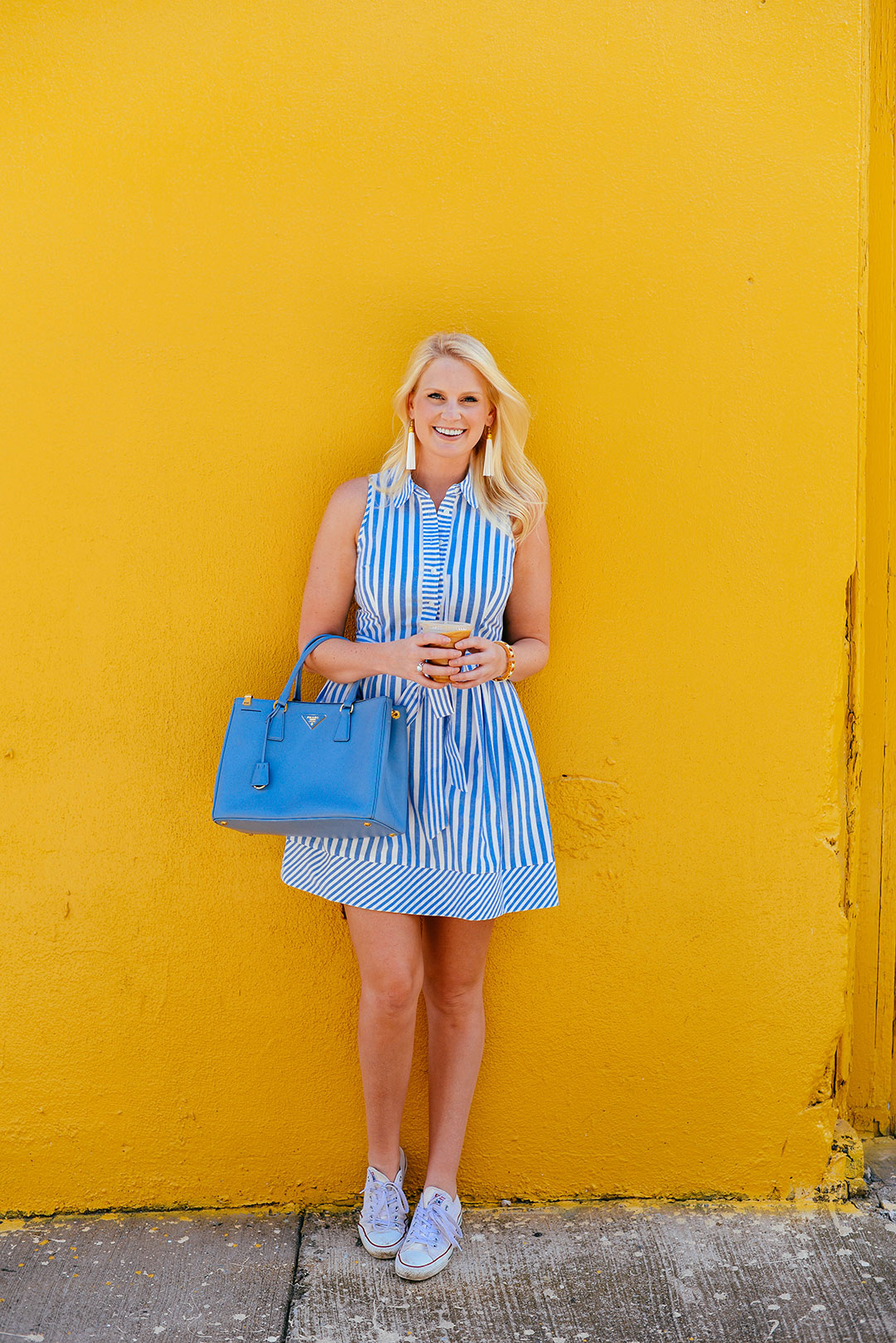 Blue & White | The Style Scribe