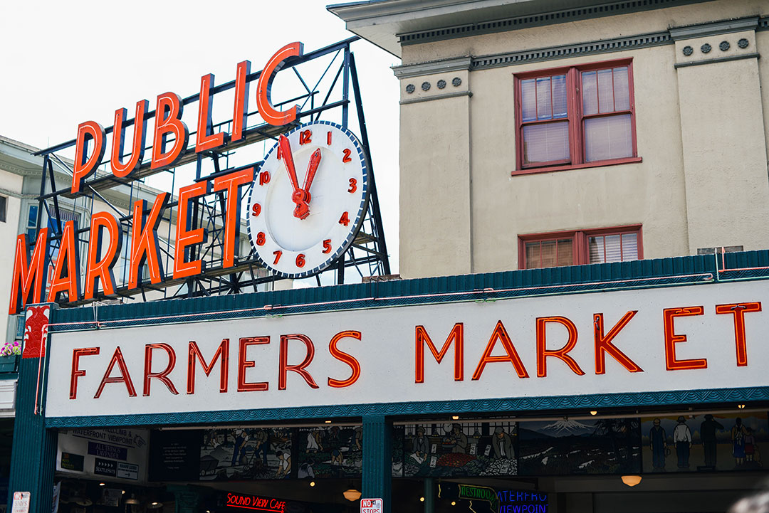 Pike Place Market | The Style Scribe
