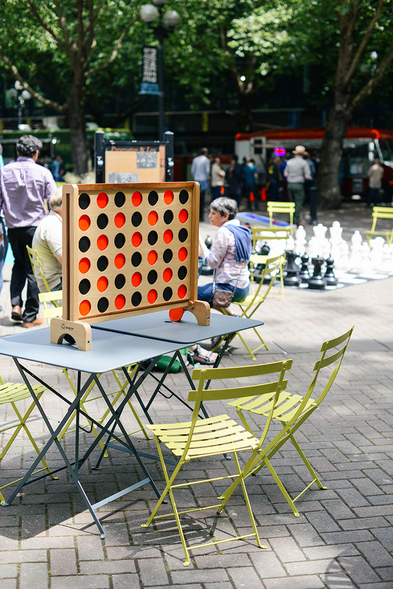Occidental Square, Seattle | The Style Scribe