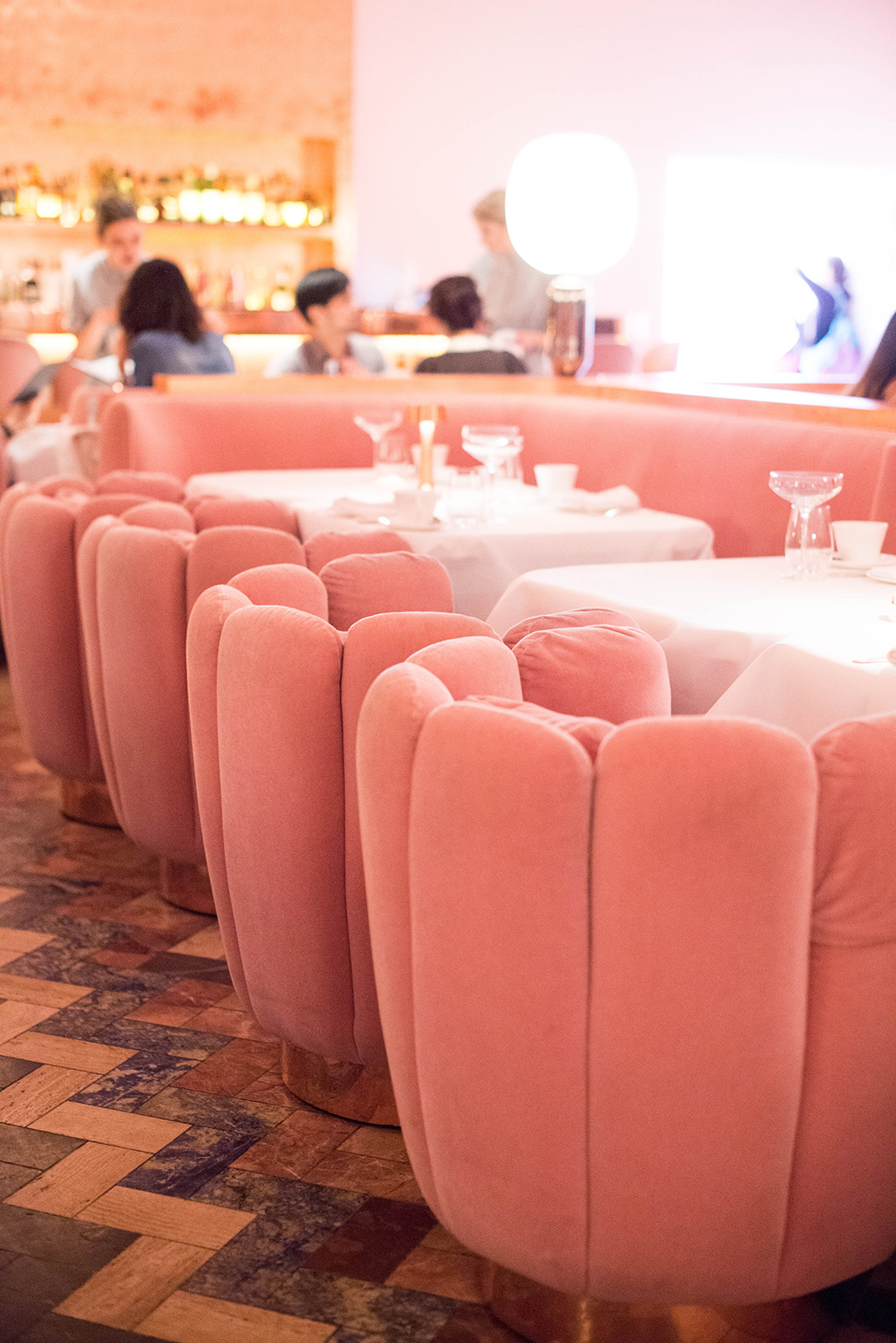 Afternoon Tea at Sketch London | The Style Scribe