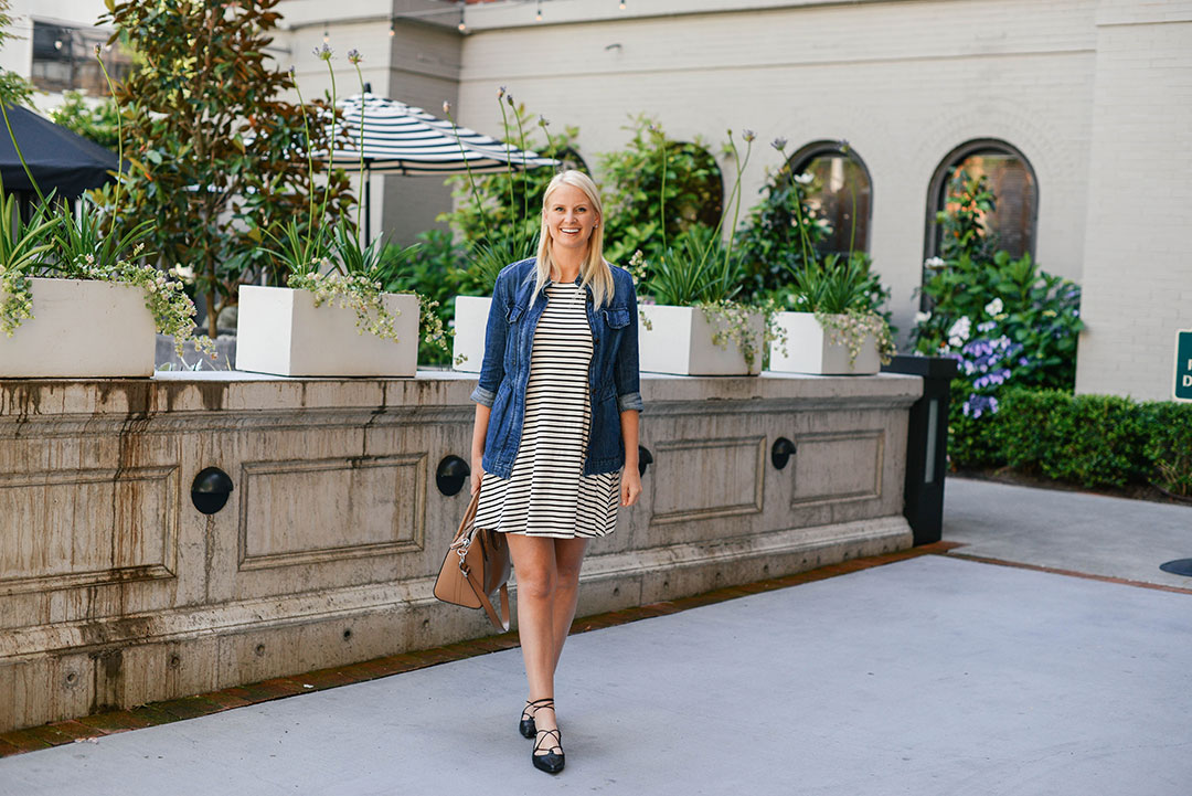 Easy Travel Outfit   The Style Scribe