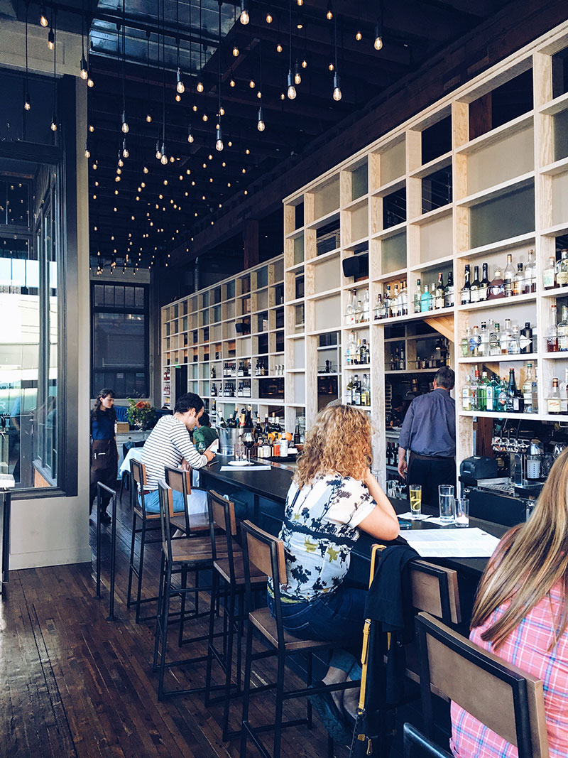 Lark Restaurant, Seattle | The Style Scribe