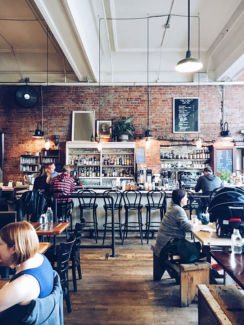 Oddfellows, Seattle | The Style Scribe
