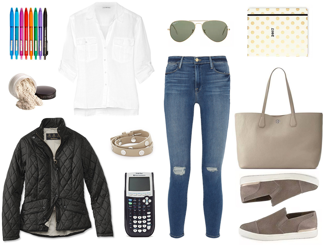 Back To School Essentials | The Style Scribe