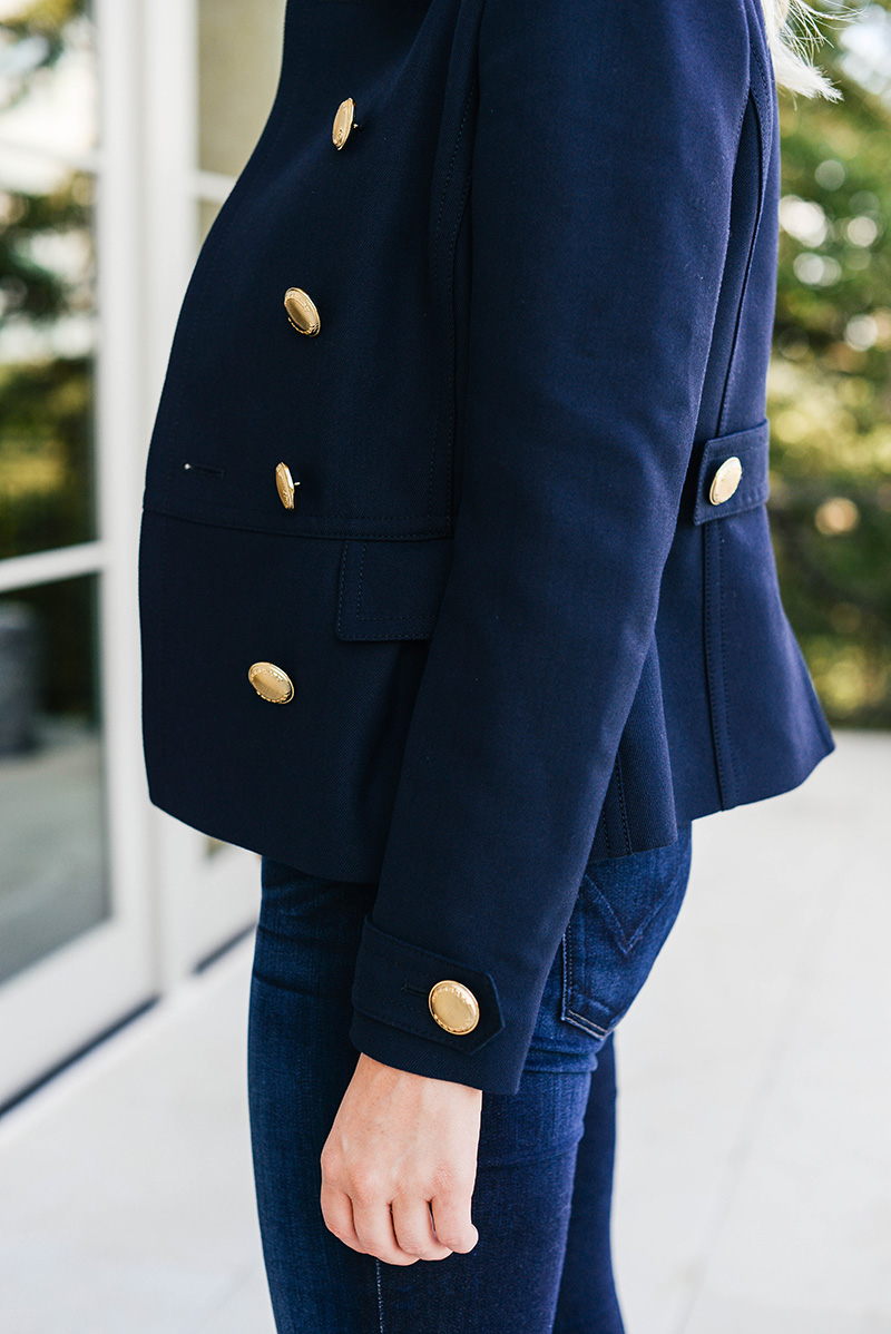 Drumfield Jacket | The Style Scribe