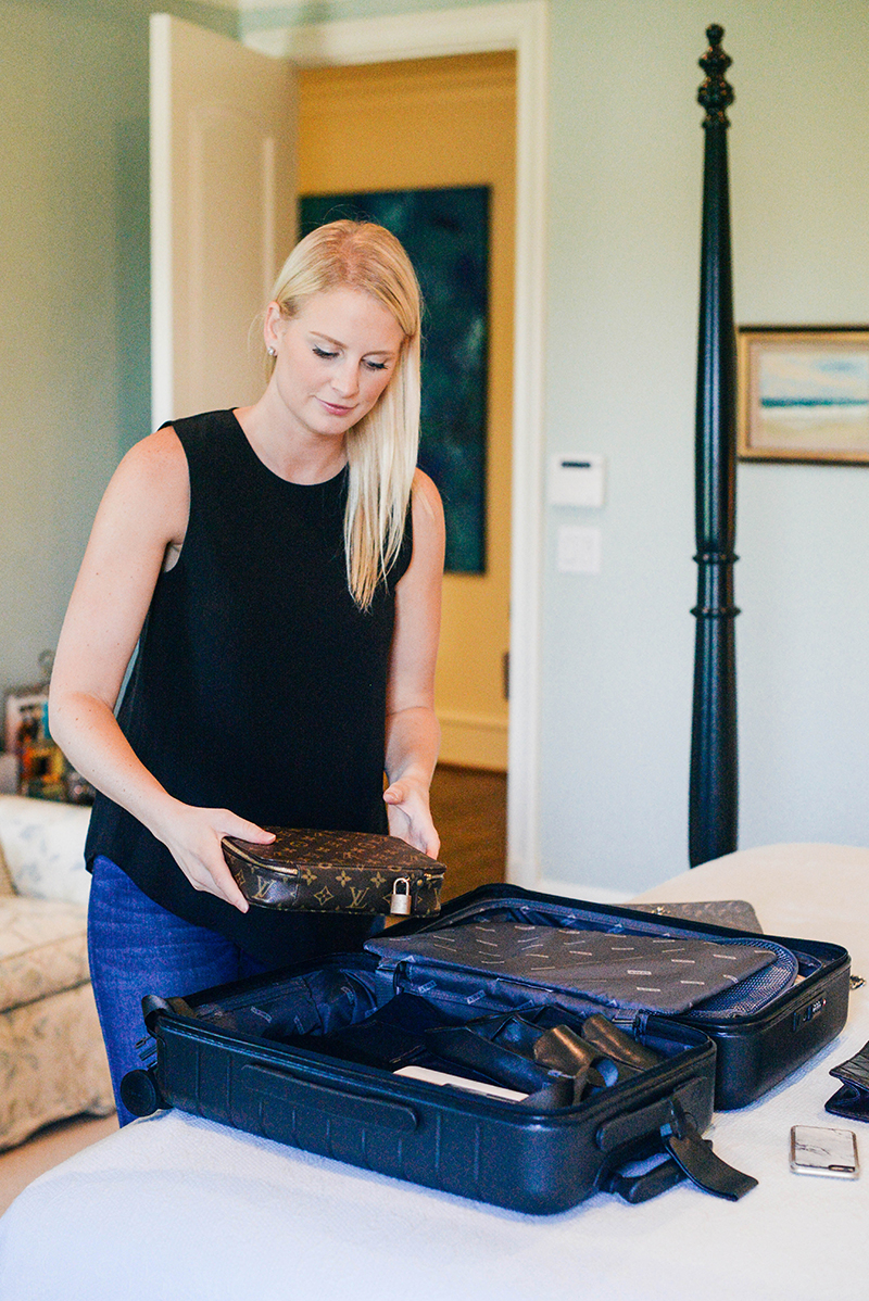 What's In My Carry-On | The Style Scribe