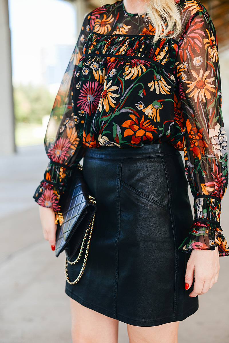 Fall Florals | The Style Scribe