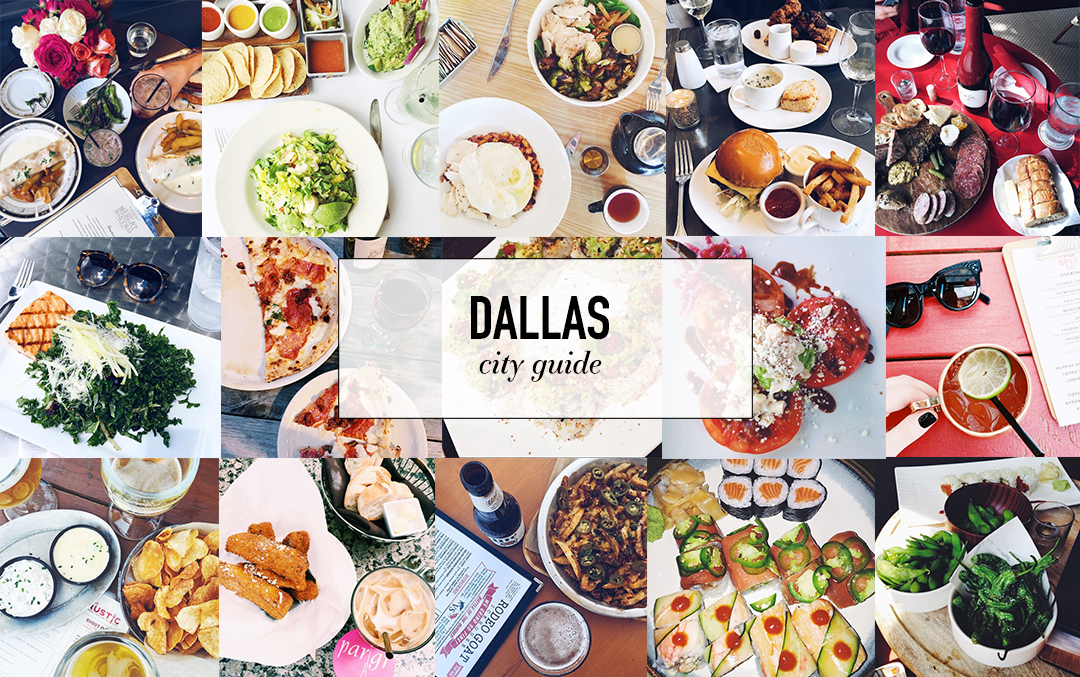 Dallas City Guide | The Style Scribe