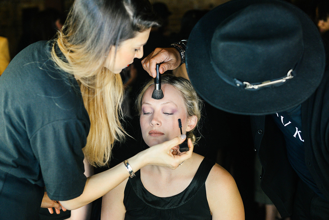 Backstage Beauty with Mary Kay | The Style Scribe