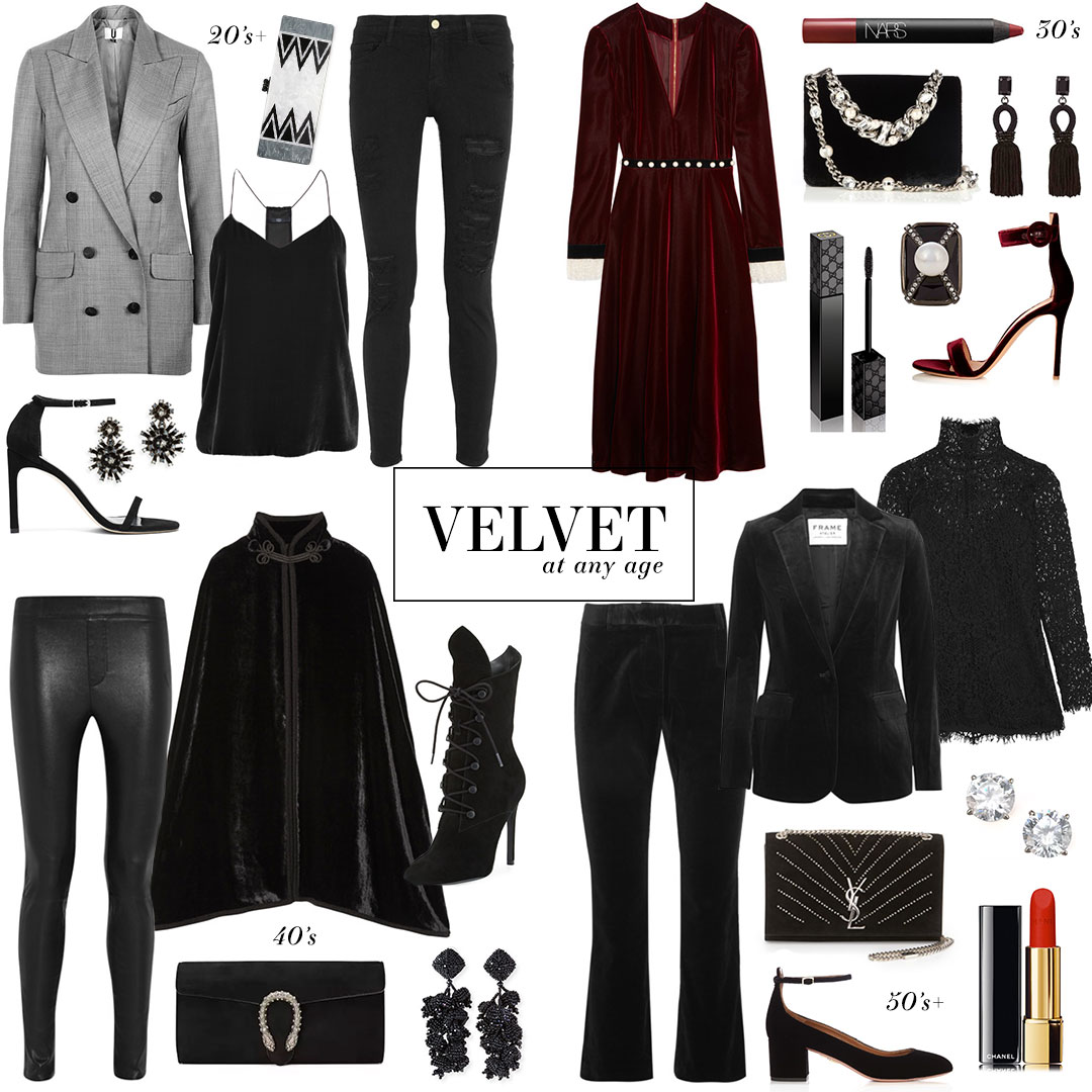 Velvet, At Any Age | The Style Scribe