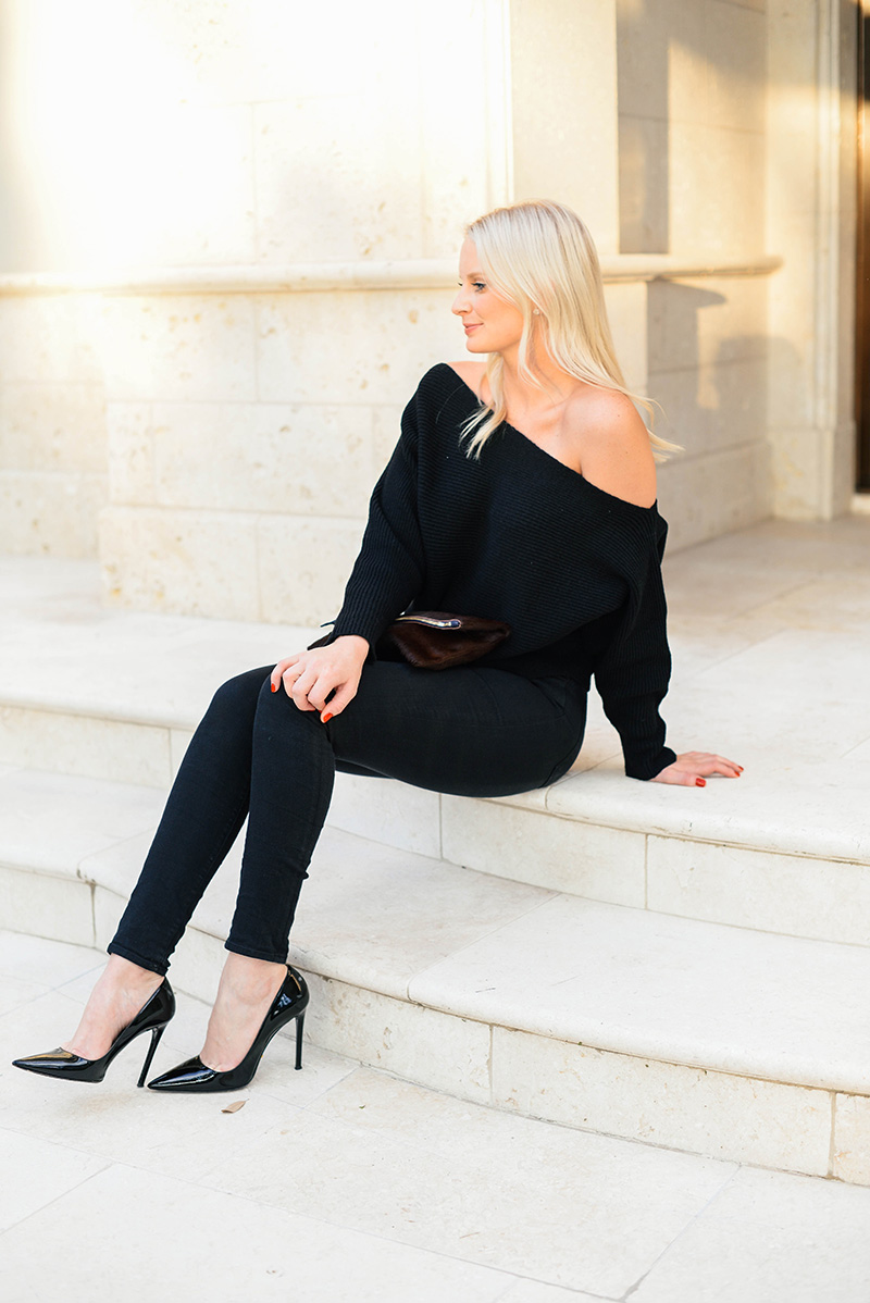 Sexy Sweater | The Style Scribe