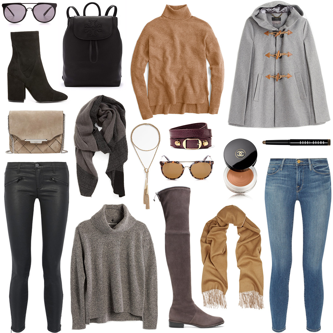Allison's Fall Favorites | The Style Scribe