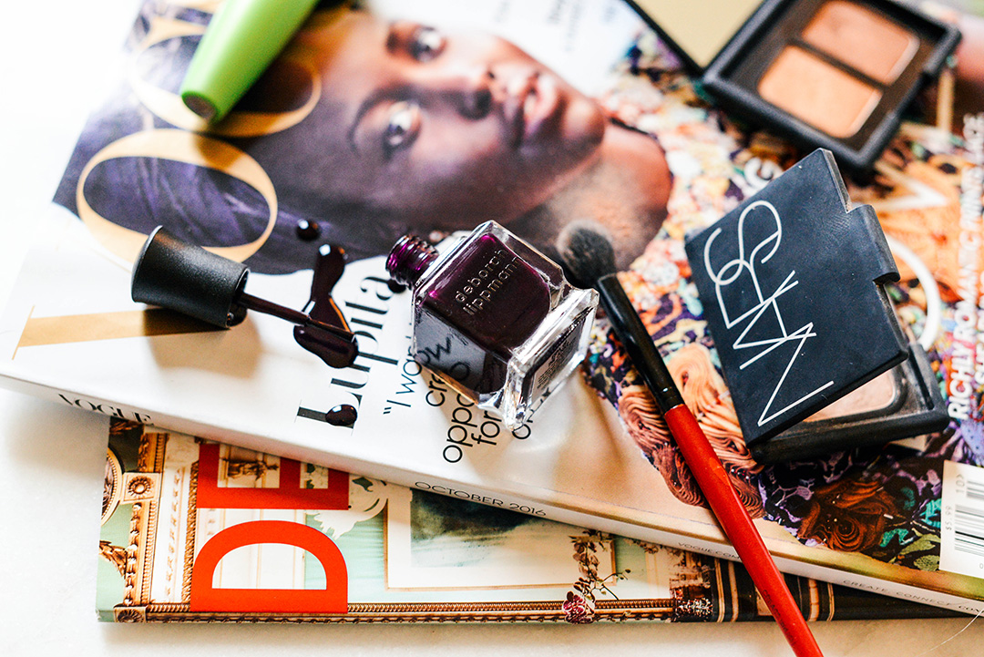 Fall Makeup Look | The Style Scribe