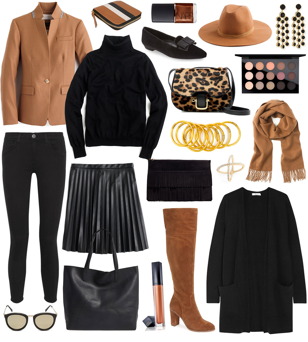 Fall Fashion Under $200 | The Style Scribe