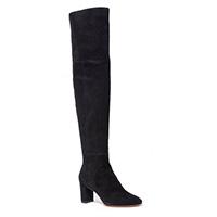 loeffler randall black over the knee boots