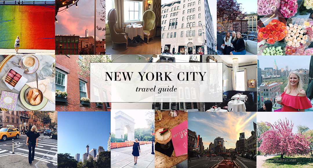 New York City Travel Guide | The Style Scribe