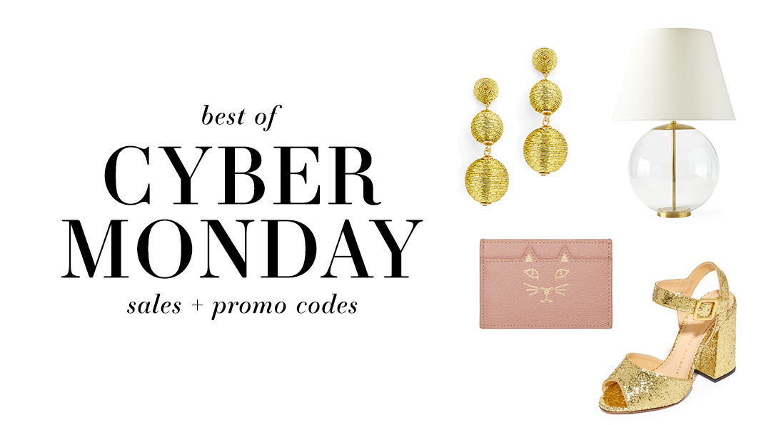 best cyber monday sales and promo codes