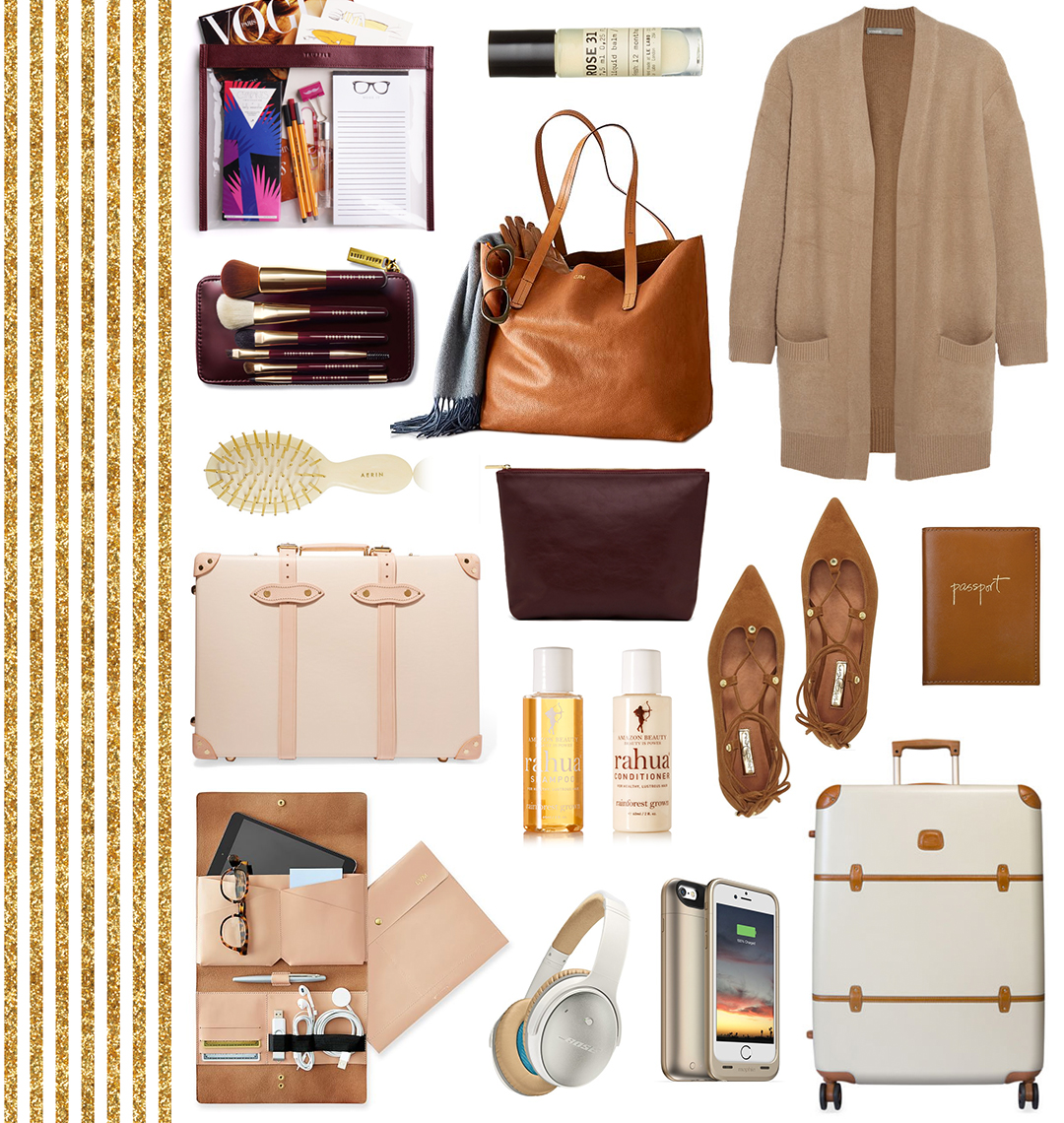 Holiday Gift Guide, For The Stylish Traveler   The Style Scribe