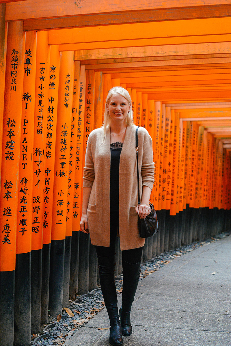 Fushimi Inari Shrine | The Style Scribe