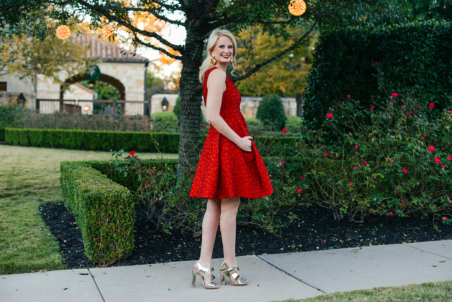 holiday party outfit inspiration on a budget