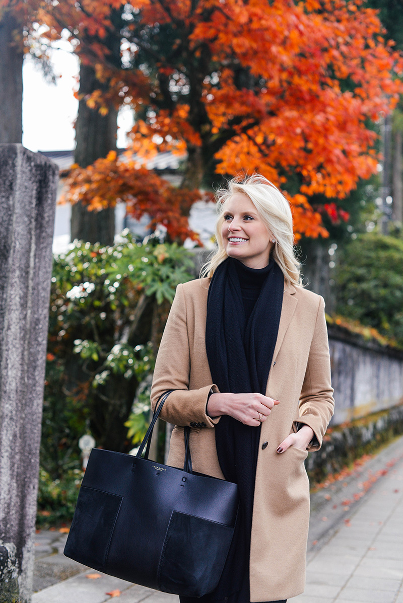 Style Steal: Camel Coat | The Style Scribe