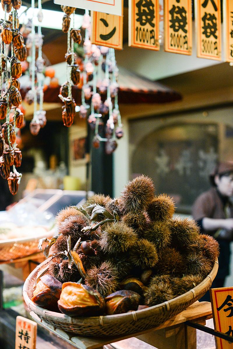 nishiki market vendors hours
